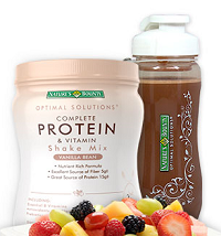 Natures Bounty shaker bottle FREE Natures Bounty Shaker Bottle & Shake Sample