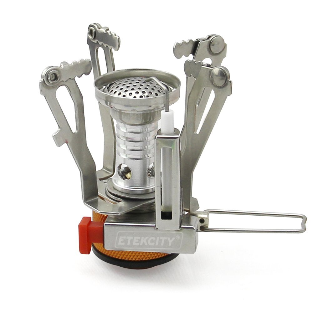 Etekcity® Portable Collapsible Outdoor Camping Backpacking Stove